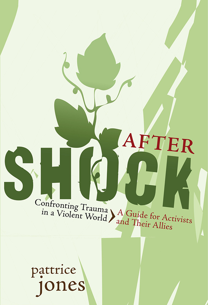 After shock, libro de Pattrice Jones